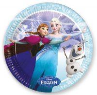 Frost Frozen Ice tallrik till barnkalas
