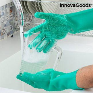 Dis och rengöringshandskar