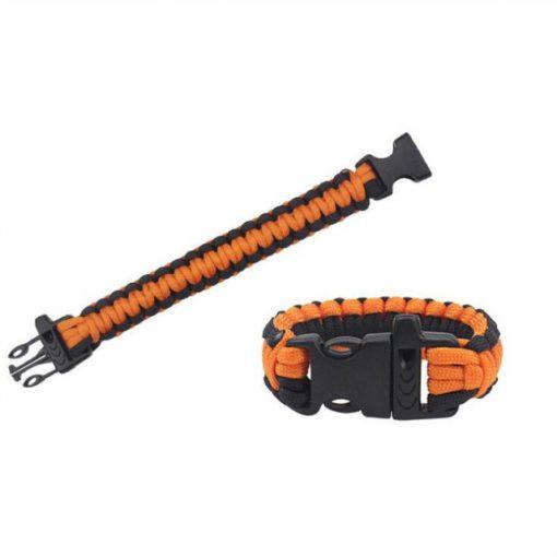 Överlevnadsarmband - Paracord armband