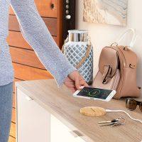 Trådlös laddare till mobilen - Snygg, smart och enkelt